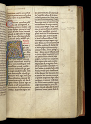 Gervase of Canterbury, History of Canterbury f.33r